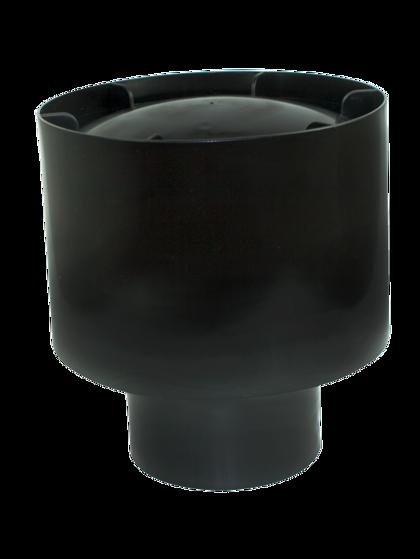Bild på Ventilationshuv Separett Ø110mm, förbränningstoalett